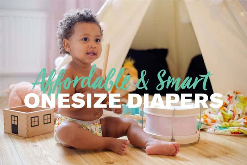 Cloth Diaper - One Size